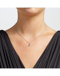 John Lewis - Metallic Robin Pendant Necklace - Lyst