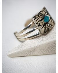 Free People | Blue Kiama Cuff | Lyst