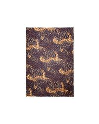 Tory Burch - Blue Mixed Ocelot Print Scarf - Lyst