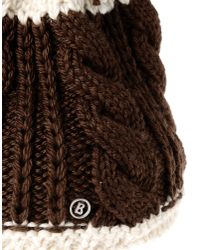 Bogner - Brown Hat - Lyst
