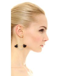 Fiona Paxton - Black Earrings - Lyst
