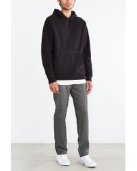 BDG - Black Pullover Hoodie Sweatshirt for Men - Lyst