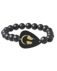 Electric Picks - Black Legendary Headphone Bracelet - Lyst