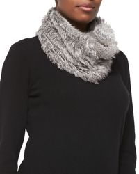 Joie - Natural Javone Scarf - Lyst