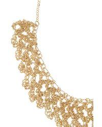 Coast - Metallic Sparkle Chain Necklace - Lyst