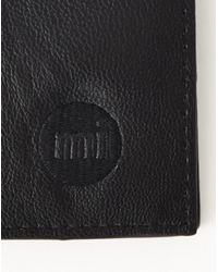 Mi-Pac - Matte Wallet - Black for Men - Lyst