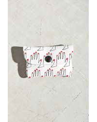 Falconwright - White Card Holder Leather Pouch - Lyst