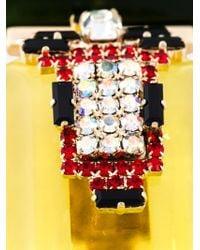 Marni | Yellow Embellished Necklace | Lyst