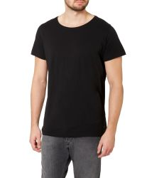 DIESEL - Black T-igna Oversized T Shirt for Men - Lyst