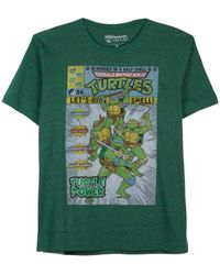 Jem - Green Ninja Turtles T-shirt for Men - Lyst