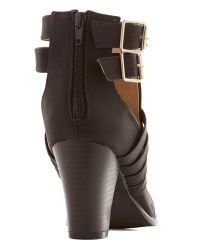 In Touch Footwear - Black Day-To-Night Delight Bootie - Lyst