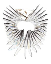 Sarah Angold Studio - Multicolor 'Dragon' Necklace - Lyst