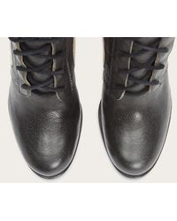 Frye - Gray Parker Dutchess Leather Boots - Lyst