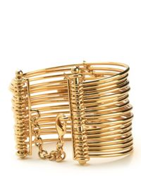 Juicy Couture | Metallic Mega Charm Bangle | Lyst