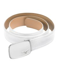 Mizuno | White Digital Leather Belt for Men | Lyst
