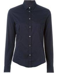 Paul by Paul Smith | Blue Classic Shirt | Lyst
