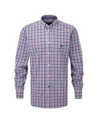 Henri Lloyd | Red Classic Shirt for Men | Lyst