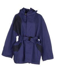 Étoile Isabel Marant - Purple Jacket - Lyst