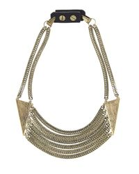 Jenny Bird | Metallic Frida Collar | Lyst