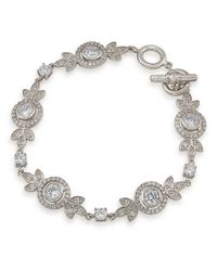 Carolee | Metallic The Looking Glass Bracelet | Lyst