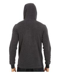 Prana - Black Drey Full Zip for Men - Lyst