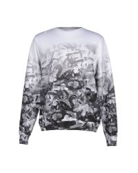 Marcelo Burlon - Black Sweatshirt for Men - Lyst