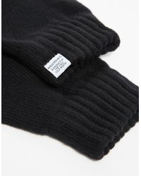 Norse Projects | Black Norse Gloves for Men | Lyst