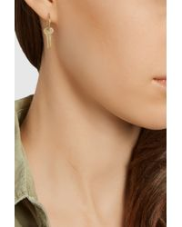 Finds - Metallic + Wouters & Hendrix Gold-Plated Earring - Lyst