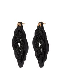 Anna E Alex | Black Decorative Earrings | Lyst