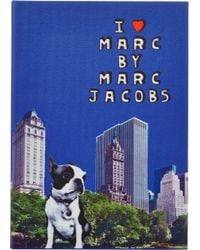 Marc By Marc Jacobs - Blue Olive The Dog Ipad® Air Notebook - Lyst