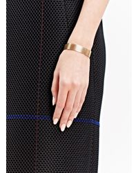 Jem - Metallic Women's Voids Xl Bracelet In Yellow Gold - Lyst