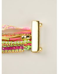 Hipanema - Multicolor Amor Bracelet - Lyst