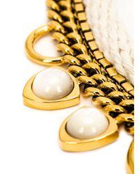 Lizzie Fortunato | Metallic 'the Apolonia' Necklace | Lyst