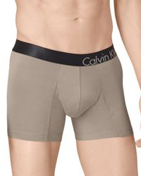 Calvin Klein | Gray Bold Micro Boxer Briefs for Men | Lyst