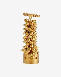 Paula Mendoza | Metallic Jarama Beaded Cluster Extended Ring | Lyst