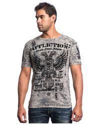 Affliction - White Warhawk T-shirt for Men - Lyst