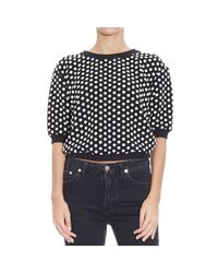 Manila Grace - Black Sweater - Lyst