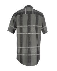 Alexander Wang | Gray Polo Shirt for Men | Lyst