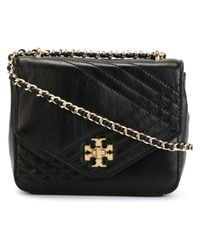 Tory Burch - Black 'kira' Cross Body Bag - Lyst