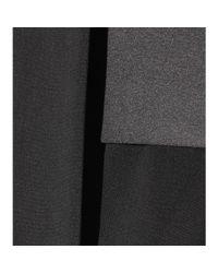 Alexander Wang - Black Floor-Length Strapless Gown - Lyst