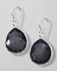 Ippolita | Metallic Teardrop Earrings | Lyst