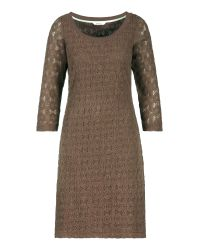 Sandwich | Brown Winter Crochet Dress | Lyst