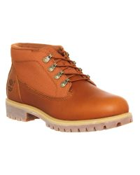 Timberland | Brown Campsite Chukka Boots Exclusive for Men | Lyst