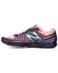 New Balance - Pink Women's Heidi Klum 1600 Running Sneakers From Finish Line - Lyst