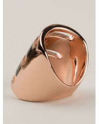 Pamela Love | Metallic Inlay Path Ring | Lyst