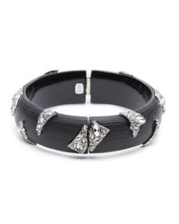 Alexis Bittar | Black Fragmented Hinge Bracelet You Might Also Like | Lyst