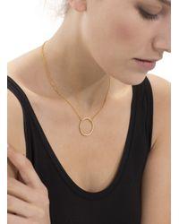 Baukjen - Metallic By Boe Infinity Necklace - Lyst