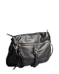 Kooba | Black Leather Troi Shoulder Bag | Lyst