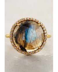 Indulgems - Blue Rosaline Ring - Lyst
