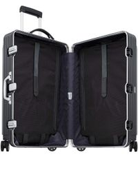 Rimowa - Medium Black Limbo Suitcase for Men - Lyst